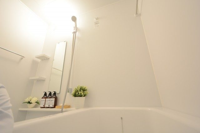 四谷コーエイマンション 浴室