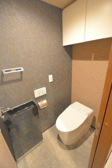 青山ザ・タワー トイレ