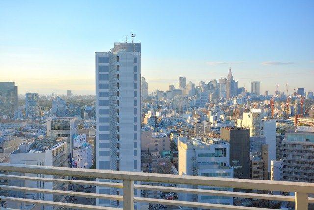 青山ザ・タワー エントランス