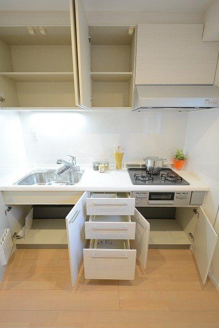 四谷軒第5経堂シティコーポ キッチン