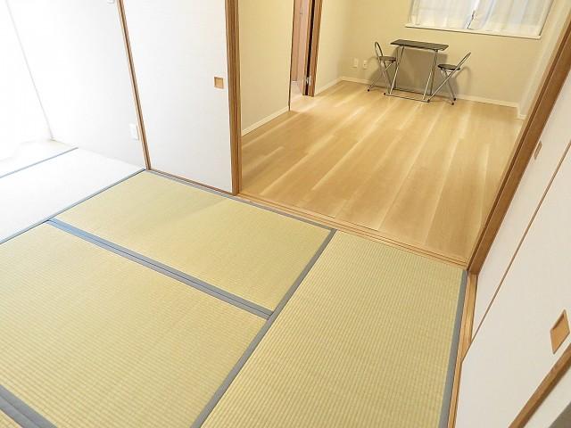 入谷アムフラット LD+和室