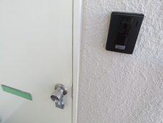 ライオンズマンション上野毛 TVモニター付きインターホン