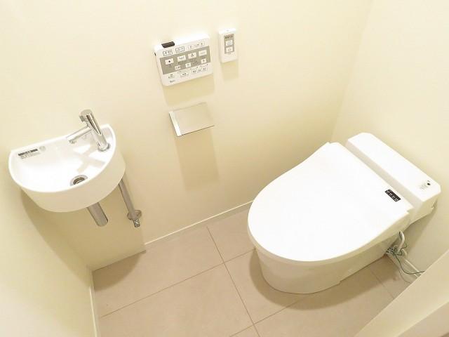 マンション雅叙苑 トイレ