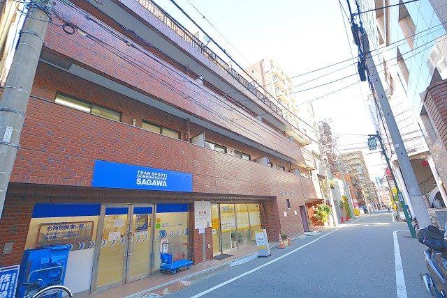 グランドメゾン新宿東 外観