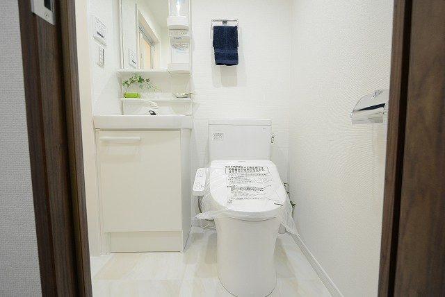 グランドメゾン新宿東 洗面室