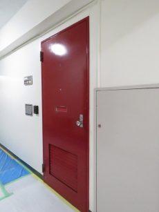 新中野マンション 玄関扉