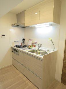 新中野マンション キッチン