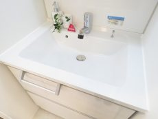 小石川ハイツ 洗面化粧台