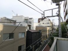 小石川ハイツ 眺望
