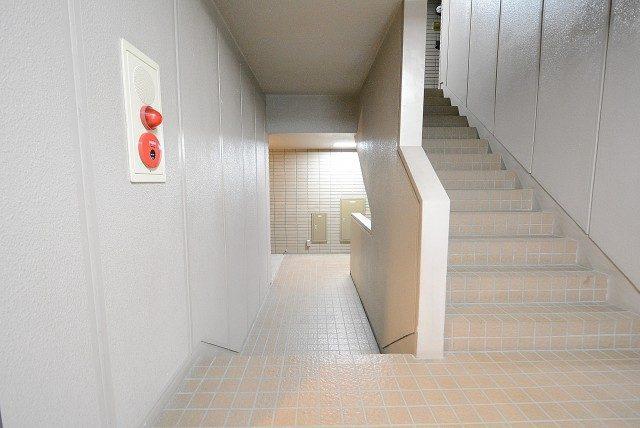 藤和目黒ホームズ 内廊下