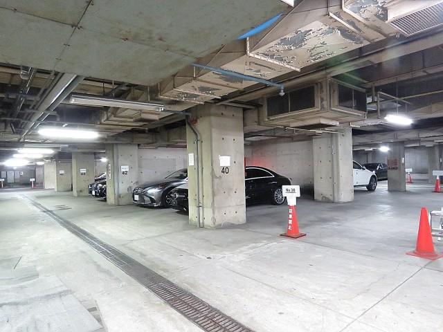 キャッスル共進マンション 駐車場