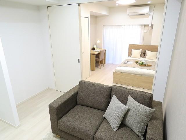 コージーコート二子玉川 LDK+洋室
