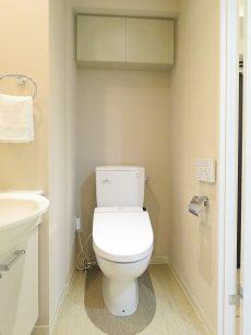 コージーコート二子玉川 トイレ