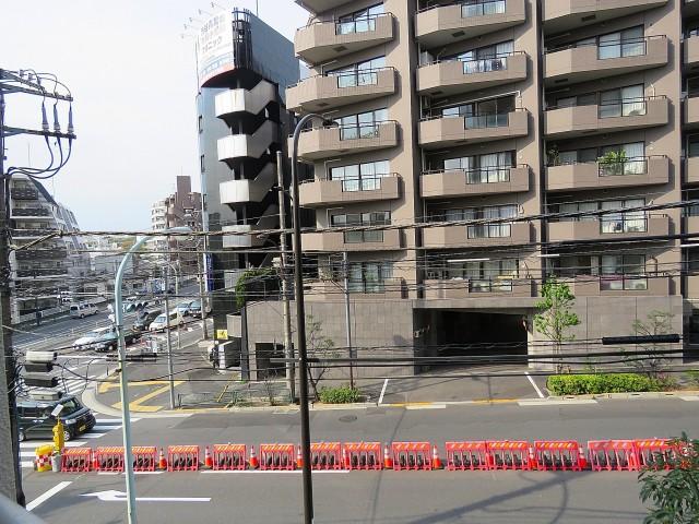 松見坂武蔵野マンション 窓眺望