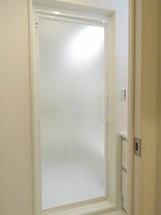 ライオンズマンション三軒茶屋第3 バスルーム扉