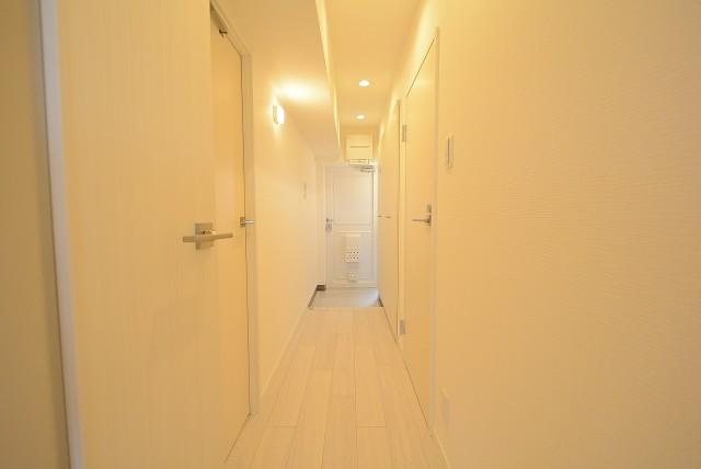 給田南住宅2号棟 廊下