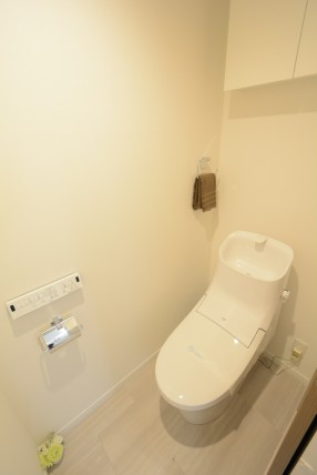 朝日プラザ東池袋 トイレ