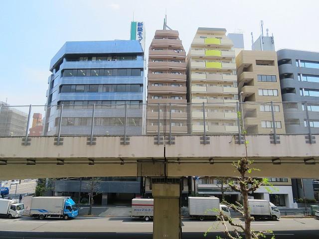 セブンスターマンション西五反田 眺望