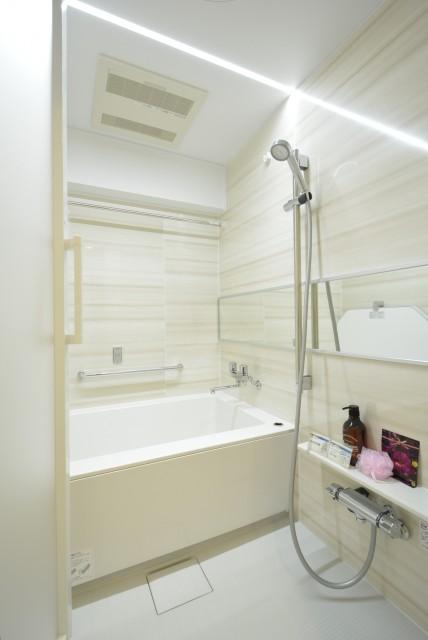 ライオンズマンション三軒茶屋第3 浴室