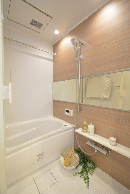 ソフトタウン晴海 浴室