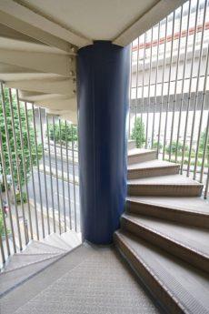 サンドエル松原 外廊下