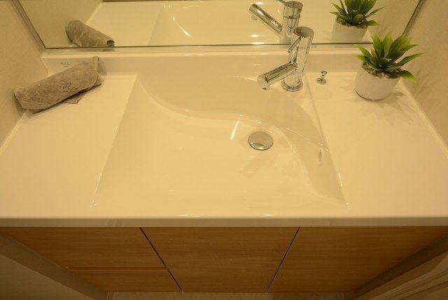 サンドエル松原 洗面室