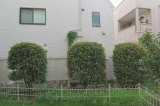 日商岩井桜新町マンション バルコニー