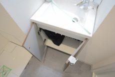 杉並コーポラス 洗面室