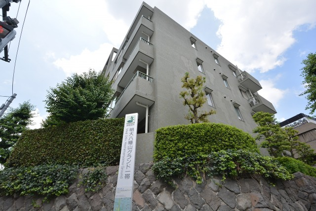 世田谷船橋パークホームズ (1)