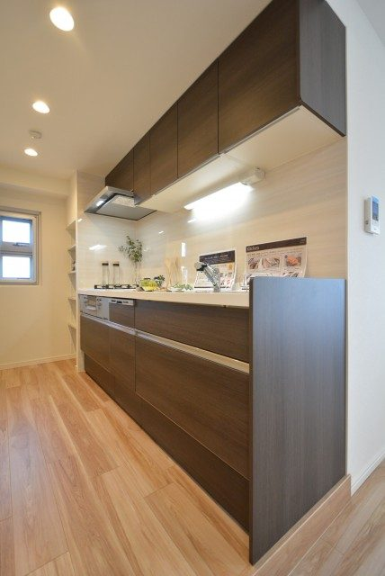 クレセントマンション キッチン
