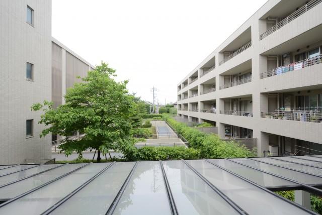 井の頭公園パークハウス吉祥寺南町 廊下