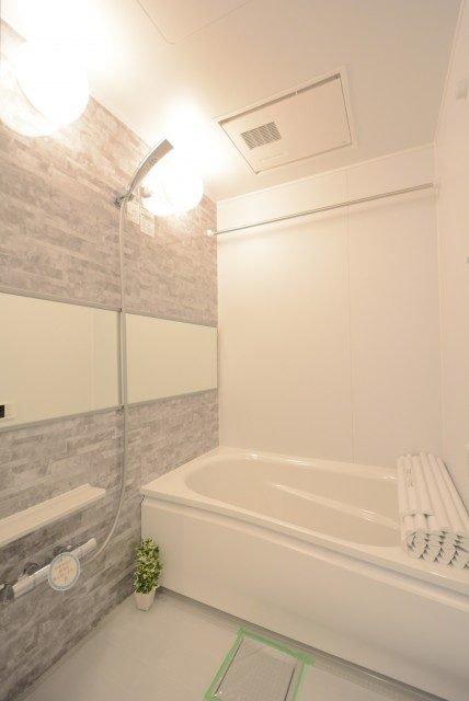 杉並コーポラス 浴室
