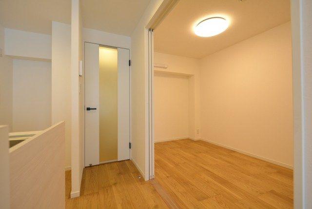 グリーンヒル新宿 洋室2