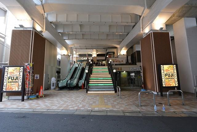 二子新地駅から物件まで (6)