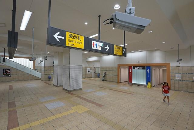 二子新地駅から物件まで (4)