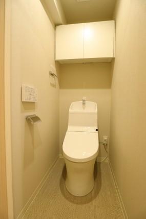 田町東豊エステート トイレ