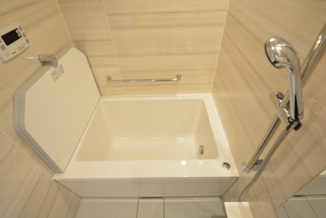 エントピア荻窪 浴室