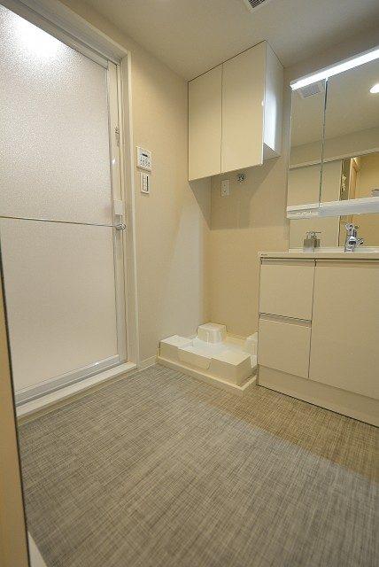 三田ナショナルコート 洗面所