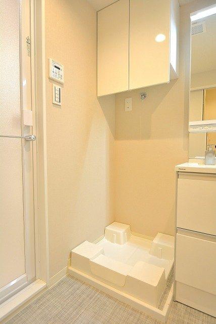 三田ナショナルコート 洗濯機スペース