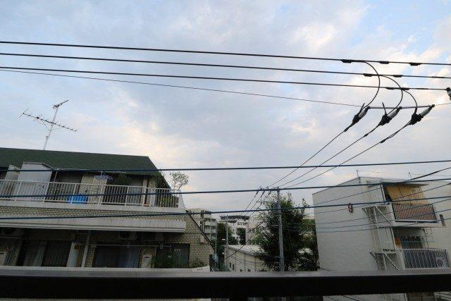 四谷軒第1経堂シティコーポ バルコニー