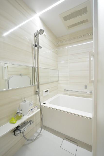 ビッグ武蔵野池袋 浴室