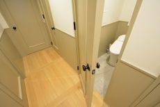 ベルデ参宮橋Ⅱ トイレ