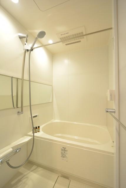 キャッスル共進マンション 浴室