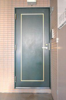 マイキャッスル中目黒Ⅱ 玄関