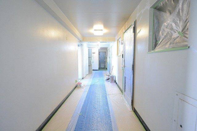 マンションヴィップ落合 内廊下