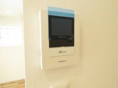 四谷フラワーマンション TVモニター付きインターホン