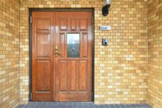 第2経堂シティハウス 玄関