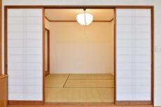 第2経堂シティハウス 和室1