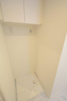 共栄デューク高輪 洗濯機置場