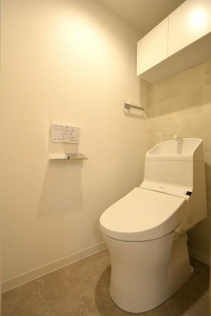 秀和第一南平台レジデンス トイレ
